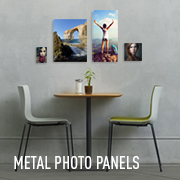 Aluminum Photo Panels